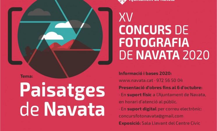 XV Concurs de Fotografia de Navata