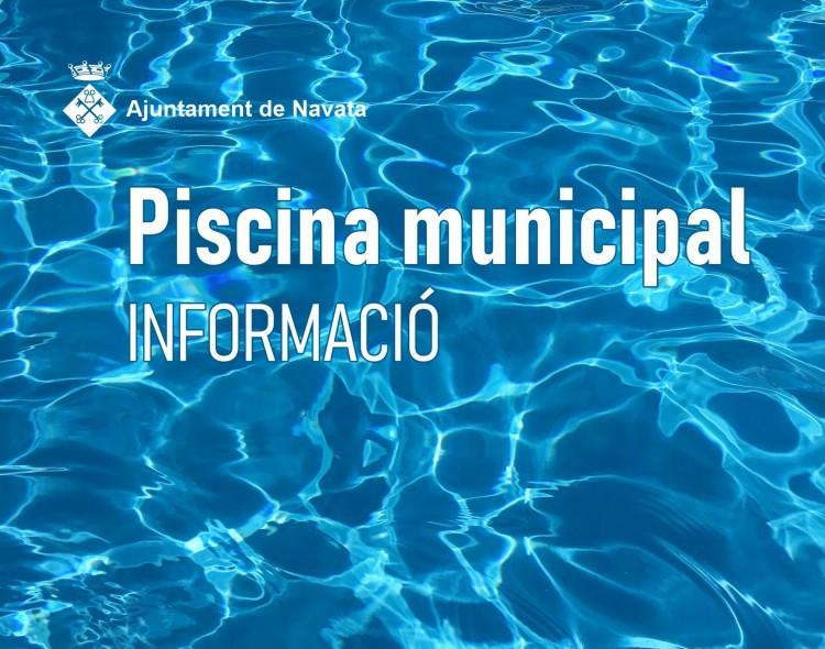 Obertura Piscina municipal