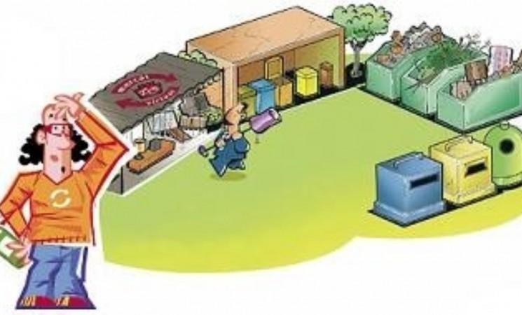 Telèfon i horari deixalleria municipal