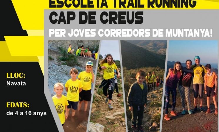 Escoleta trail running a Navata