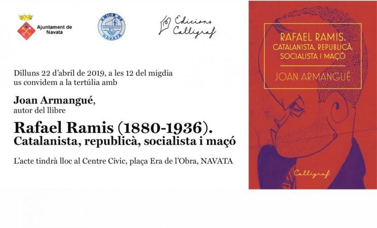 Tertúlia amb Joan Armangué