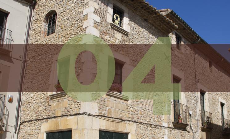 Antic Hospital de la Vila (segle XIII)