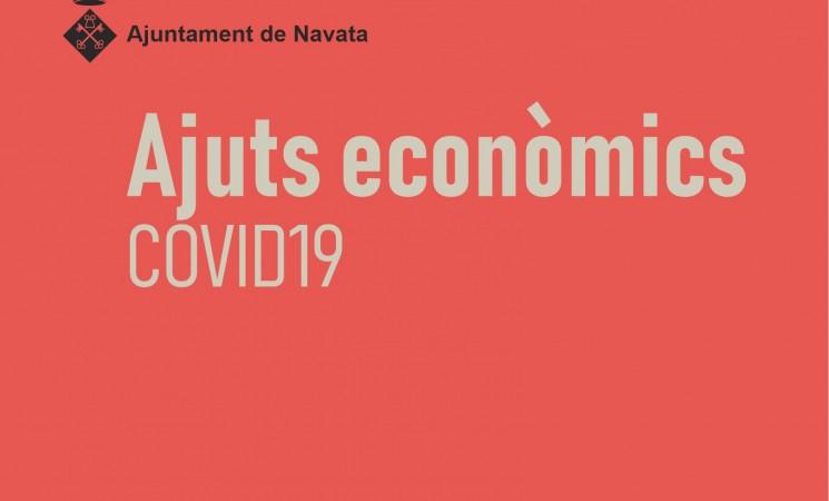 Ajuts econòmics COVID-19