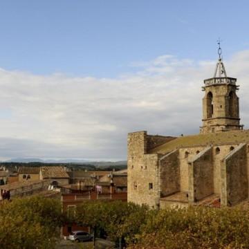 Església Parroquial de Sant Pere de Navata